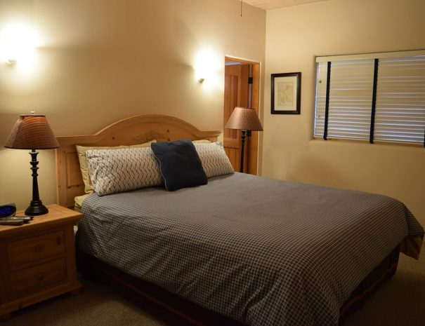 Taos Vacation Rental house bedroom