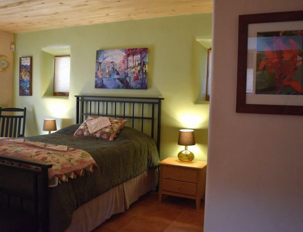 Taos Vacation rental home bedroom