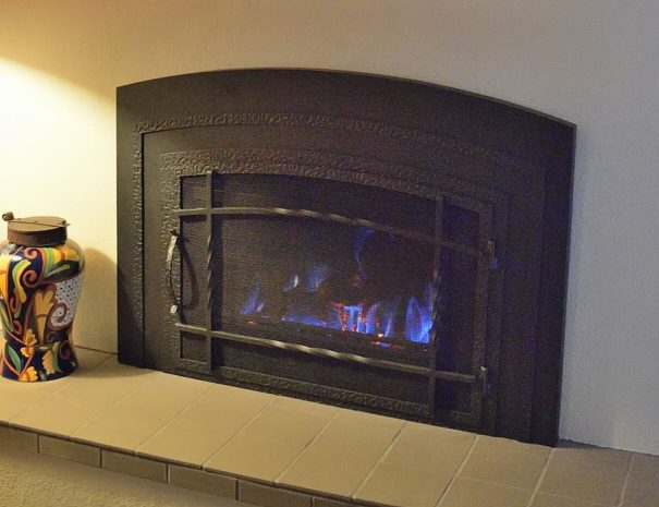 Welcome to Monta Vista, a vacation rental home with gas fireplace