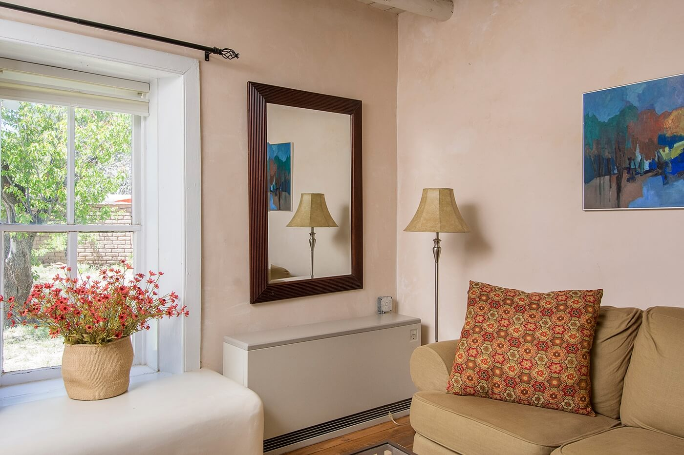 Taos Vacation Rental home clean and modern