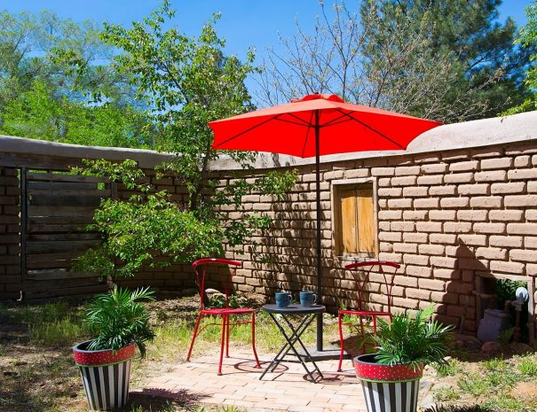 Taos Vacation Rental home outdoor areas