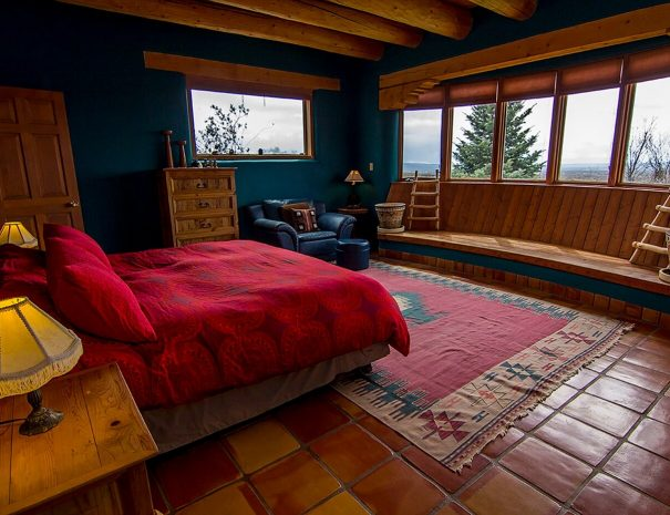 Taos Vacation Rental Home master