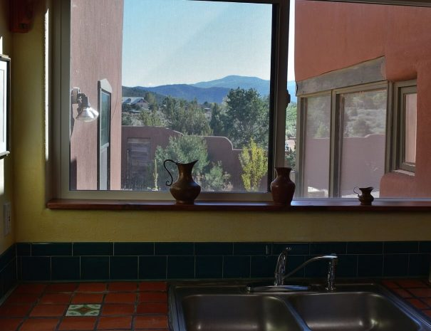 Taos Vacation Home view