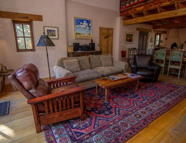Taos Vacation Rental Home luxury
